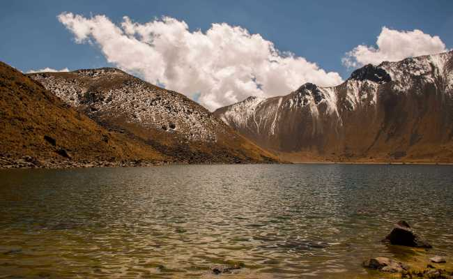 Clima Nevado De Toluca Escápate Al Nevado De Toluca