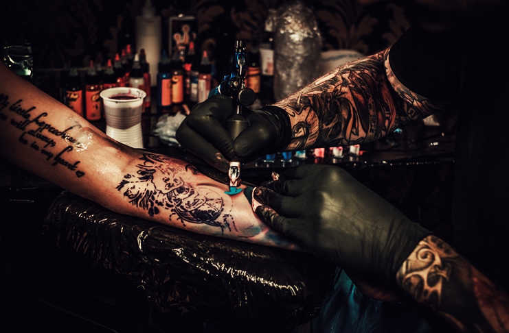 Boy And Girl Wallpaper Images Tattoo Arte El Festival Para Los Amantes De Los Tatuajes