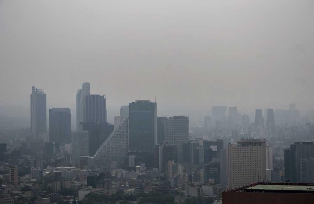 Smog Free Tower La torre que convierte la contaminacin en diamantes