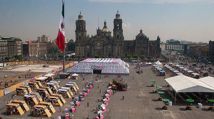 Resultado de imagen de Expo Corazón de México