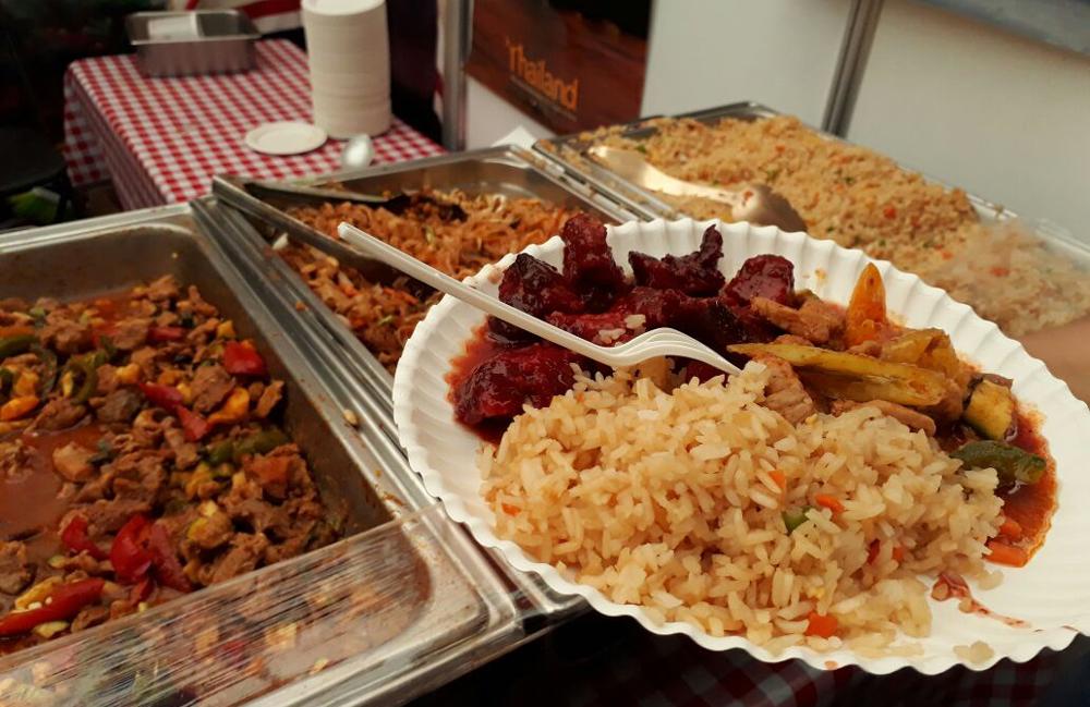 Qu comer en la Feria de las culturas amigas 9 platillos