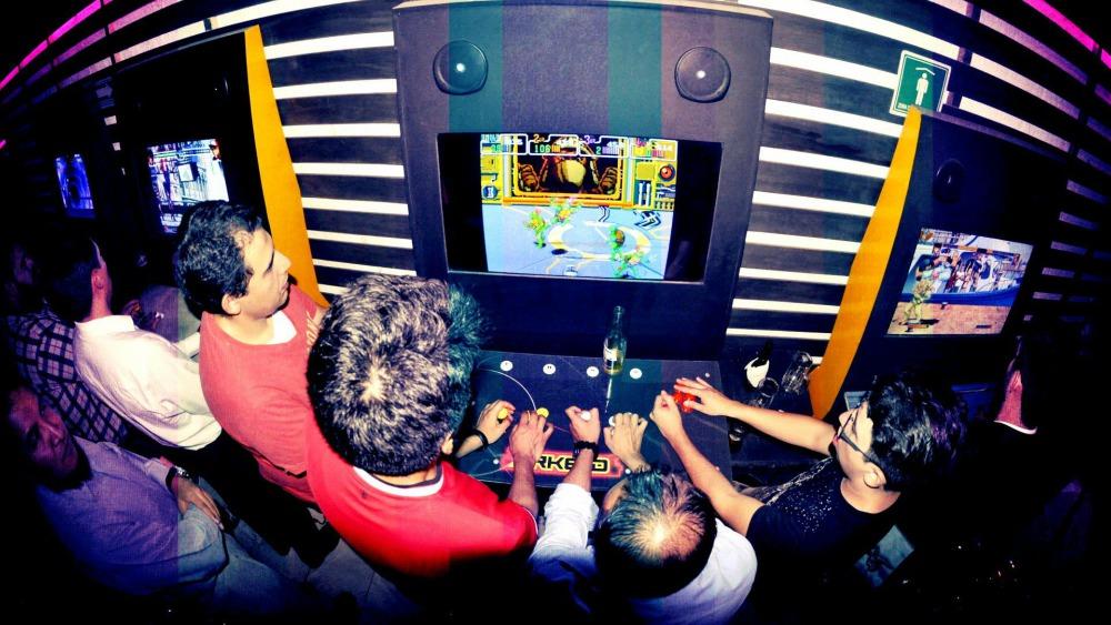 Guia de restaurantes y bares para gamers en la ciudad