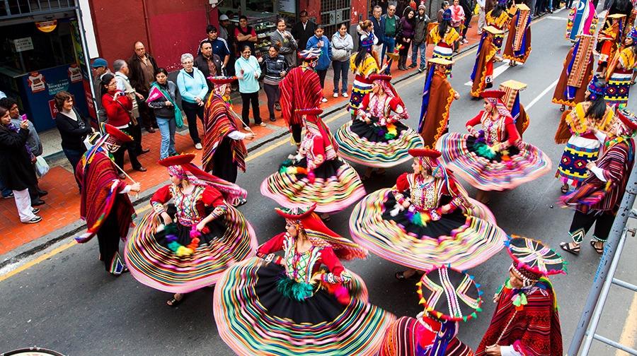 folklore festival in xochimilco
