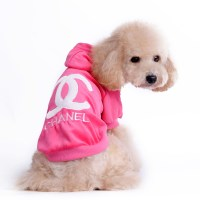 Chanel Dog Clothes | www.imgkid.com - The Image Kid Has It!