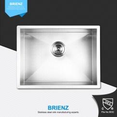 Farm Kitchen Sink Display Cabinet Cupc认证高级ss304不锈钢手工水槽厨房水槽出口美国加拿大 优质企商网 农场厨房水槽