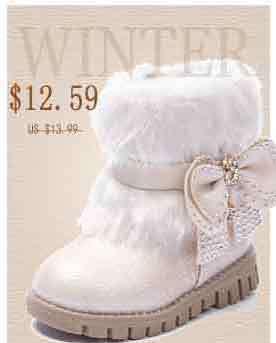 ᑎ‰2017 children winter hot style boots cuhk children warm ... 9779cdc63de4