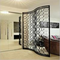 decorative screens for living rooms fendi room design laser cut stainless steel panels screen hotel buy at wholesale