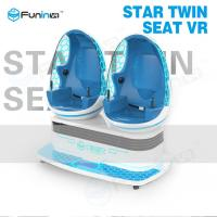 flight simulator chair 360 walmart rocking kids interactive game 9d virtual reality cinema with 2 chairs degree egg images