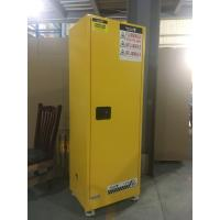 Flammable Chemical Safety Storage Cabinets 22 Gallon With