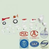 pvc pipe fittings for water supply of item 93302443