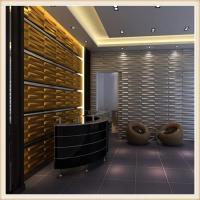 3d home interior decorative wooden Wall panels