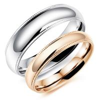 Jewelry Custom Couple Rings Gold Plated , Matching Promise