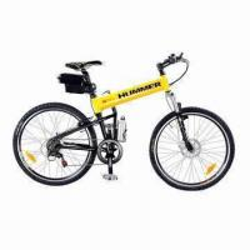 Folding Electric Mountain Bike with 250W/350W/500W Motor