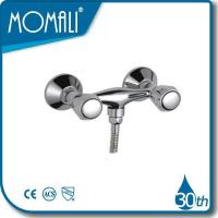 Latest double handle shower faucet