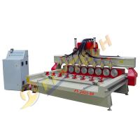 Hot sale 3D cutter 4 axis cnc router machine for buddha statue