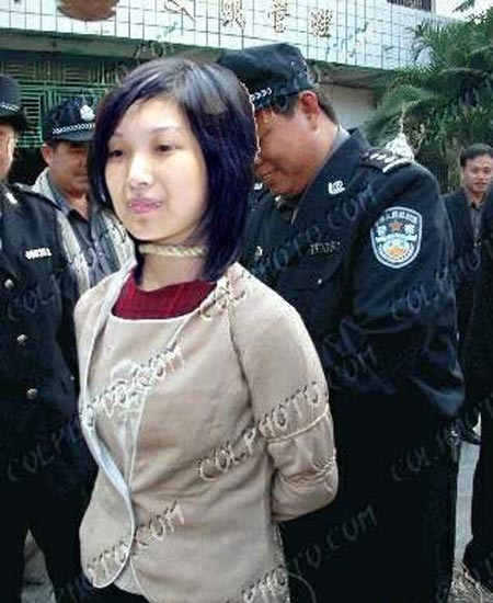 A clearly Photoshopped image of Tao Jing.