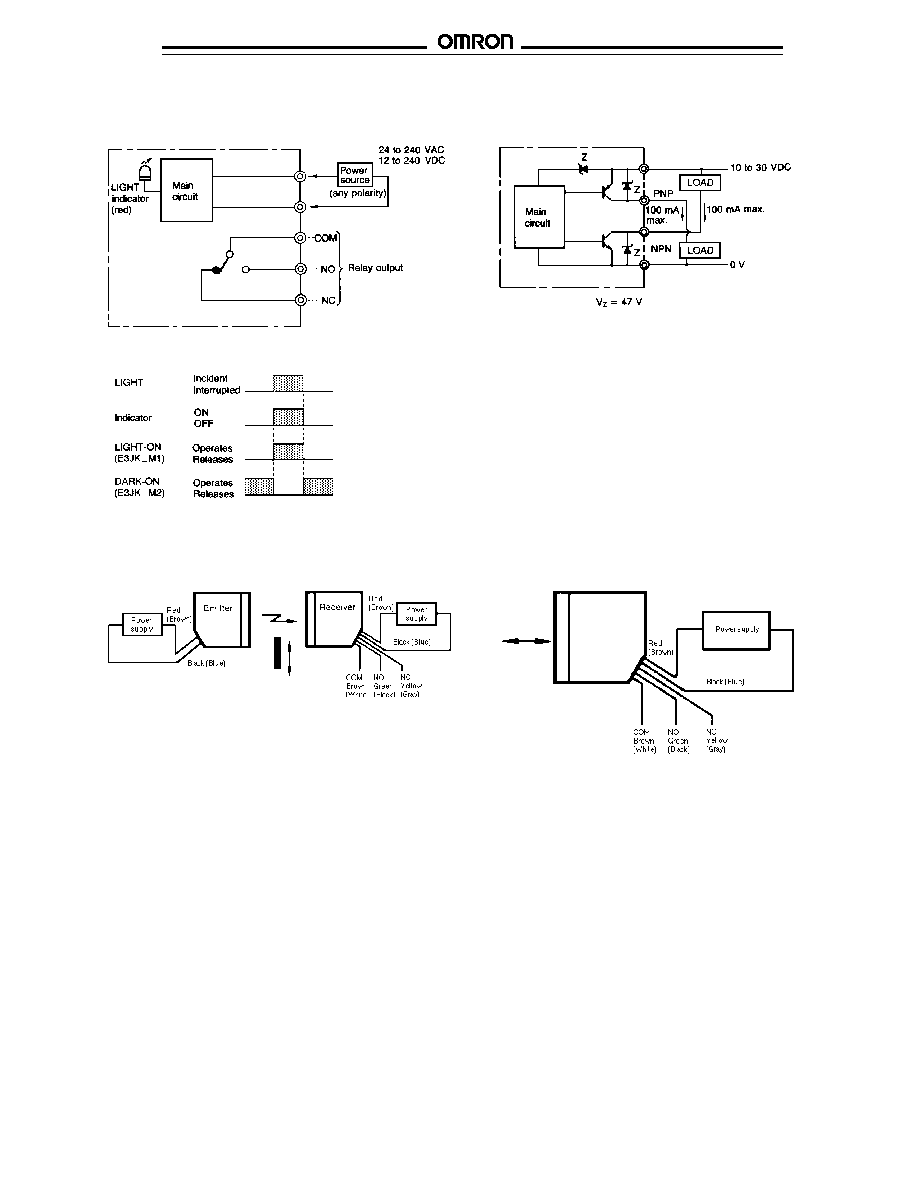 medium resolution of e3jk 5 s output circuit diagrams