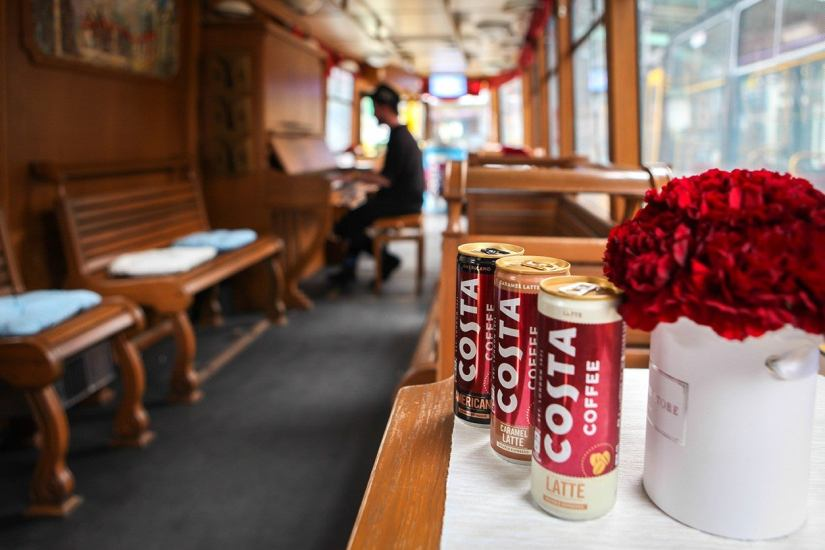 Costa Coffee also wants to bring cold drinks to Swiss retailers.