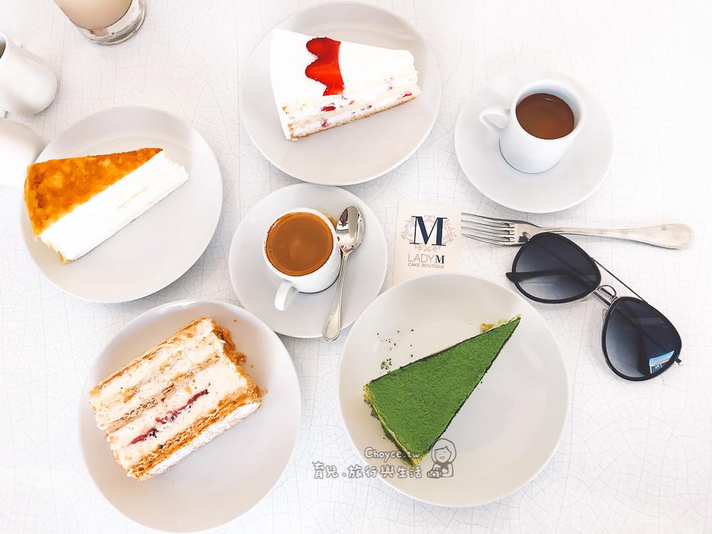 洛杉磯美食推薦 Lady M朝聖 美味千層派與咖啡好評推薦 臺灣晶華酒店也有 – Choyce寫育兒,旅行與生活