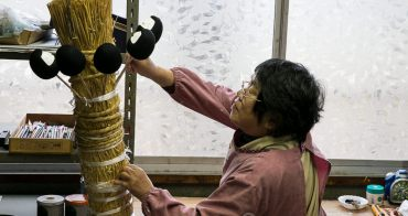 岡山玉島 職人特輯 達摩手作 器楽堂老舗抹茶課程 玉島ダルマ虎製造所