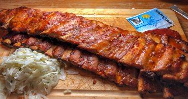Ribs of Vienna 維也納豬肋排 一公尺長太誇張挑戰你的胃容量 15歐是經濟實惠價