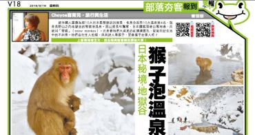 (日本長野縣) 外國人最想看的日本十大密境之一 地獄谷野猿公苑snow monkey 猴子泡溫泉 (Jigokudani Hot Springs)@Nikon D5500 (20150319爽報專欄)