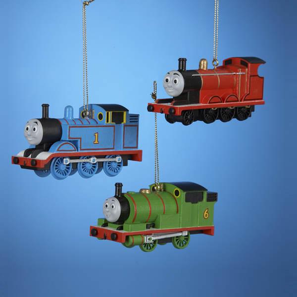 Thomas The Tank Engine Christmas Ornament