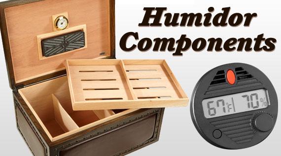 Humidor Parts Accessories