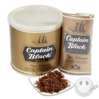 Captain Black Gold Pipe Tobacco - Cigars International