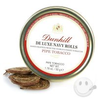 Dunhill De Luxe Navy Roll Pipe Tobacco - Cigars International