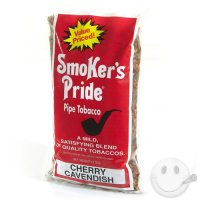 Smoker's Pride Cherry Pipe Tobacco - Cigars International