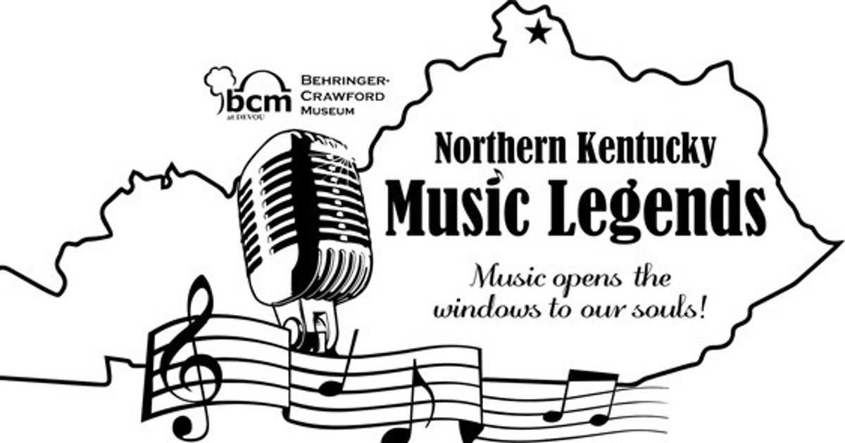 Northern Kentucky Music Legends induction ceremony Sunday