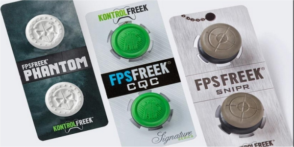 New Xbox One PS4 KontrolFreek Add Ons Now Available