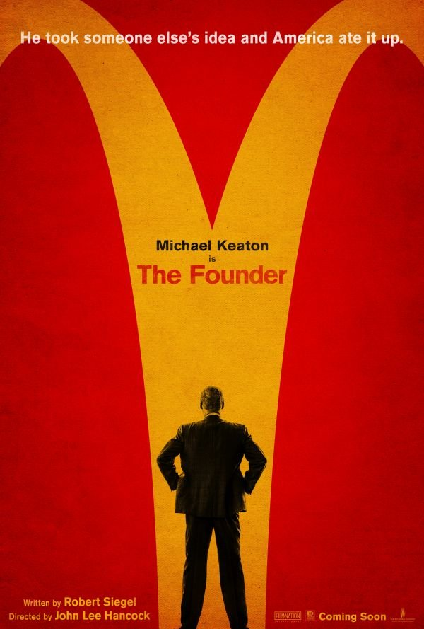 Image result for the founder movie poster