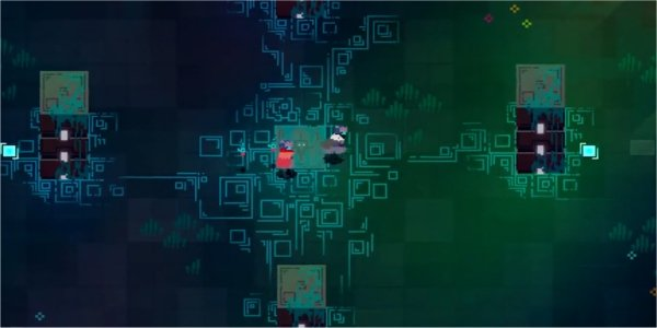 Hyper Light Drifter New Gameplay Co Op Features Detailed