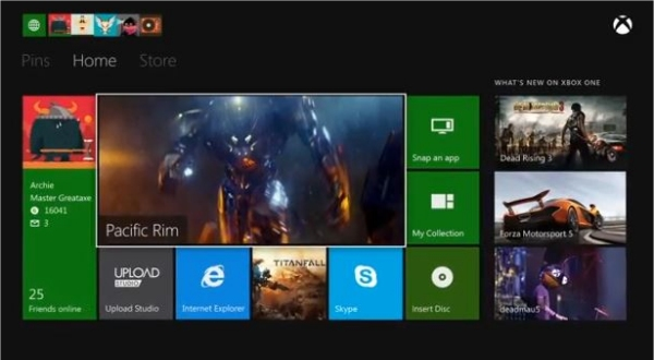 Xbox One Custom Dashboard Themes Are Coming