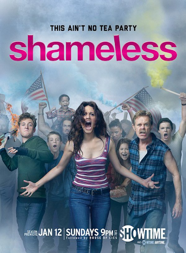 Image result for shameless poster