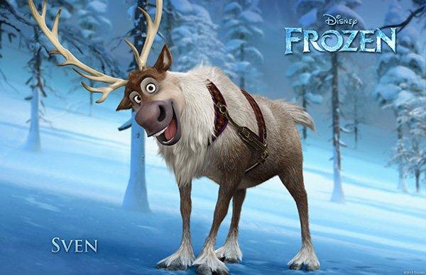 Meet The Characters Of Disney39s Frozen