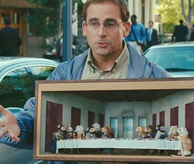 The 8 Most Insane Dinner For Schmucks Trailer Moments So Far