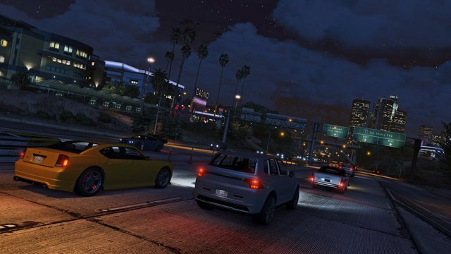 GTA 5 PC Delayed System Requirements Released