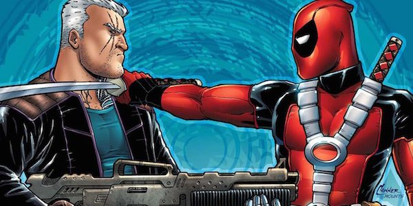 Image result for cable and deadpool