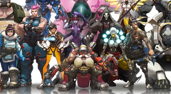 Overwatch PS4 And Xbox One Versions Confirmed