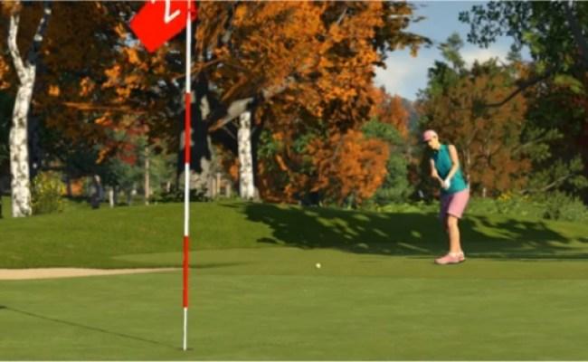 The Golf Club Procedural Golf Simulator Coming To Xbox
