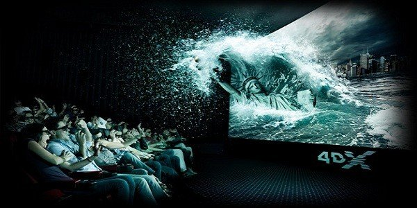 What Is 4DX And When Is It Coming To America