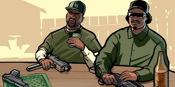Fall Wallpaper Drawing The 5 Best Gta Games Ranked