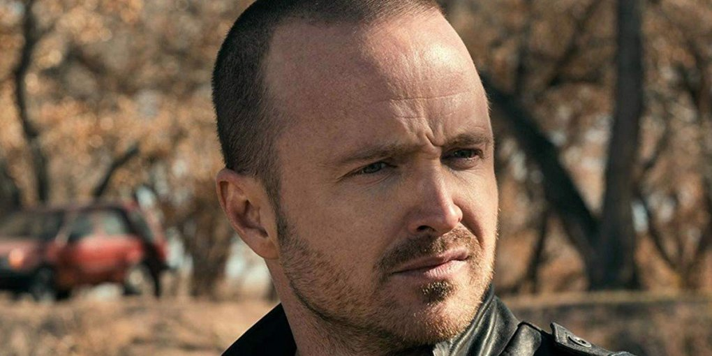Aaron Paul Looks Rough In BTS Photo From His Upcoming Sci-Fi Movie -  CINEMABLEND