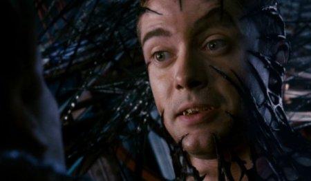 Image result for goofy topher grace venom