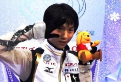 What's Up With Folks Throwing Winnie The Pooh At Olympian Yuzuru Hanyu?