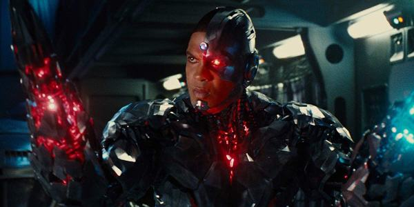 Ray Fisher as Cyborg in Justice League