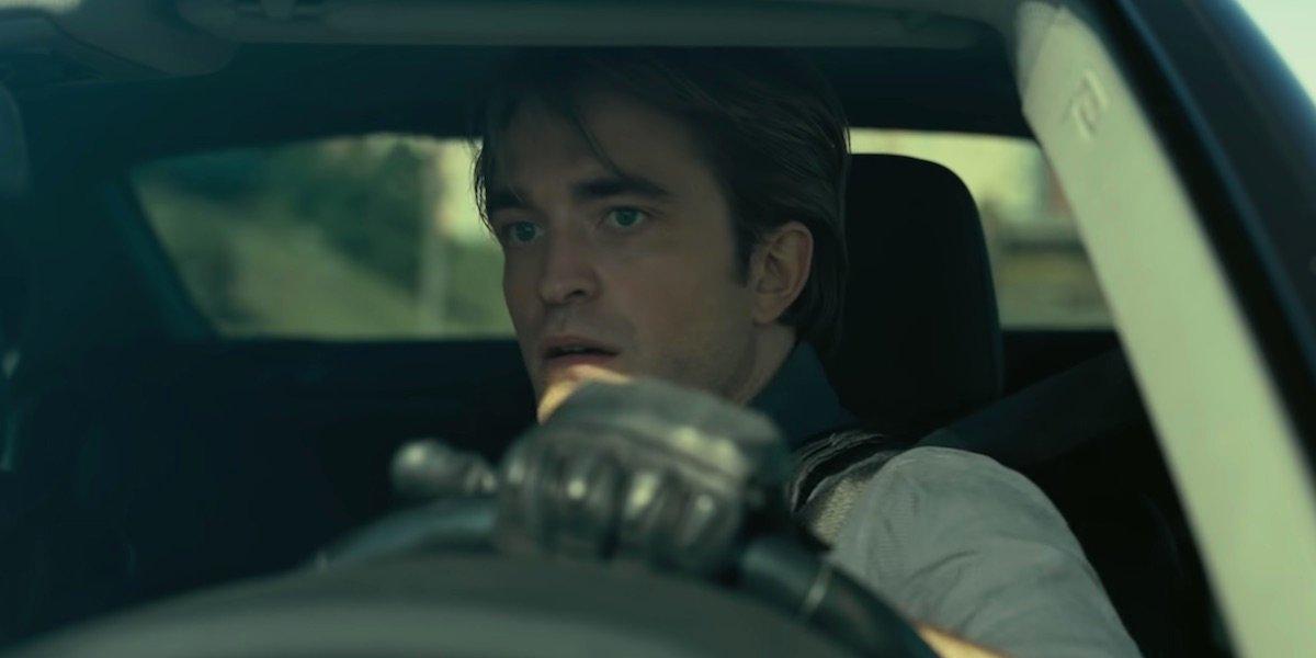 Robert Pattinson Was Literally Jobless When Christopher